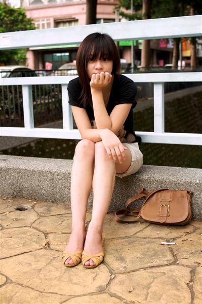 gap shorts / 短褲