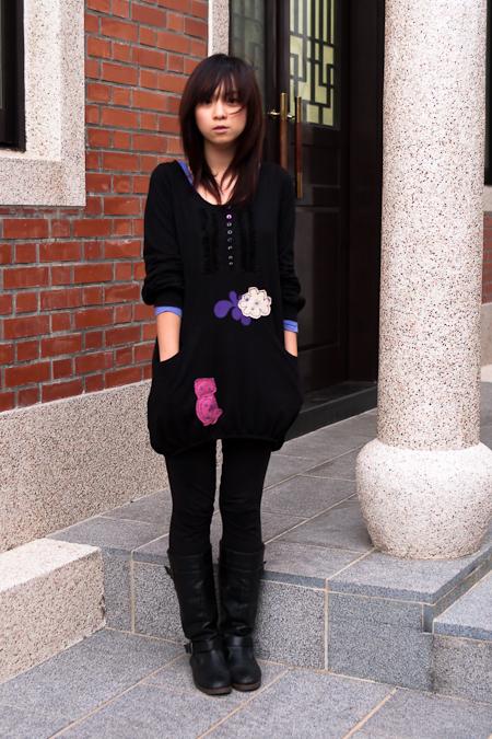 Numph 長版上衣 dress top