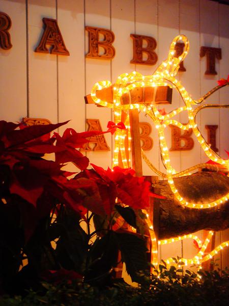 rabbit rabbit 東區 - christmas 聖誕節