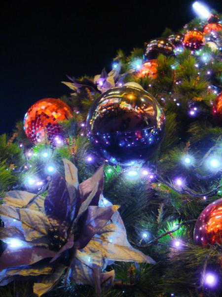 bistro 98 聖誕樹