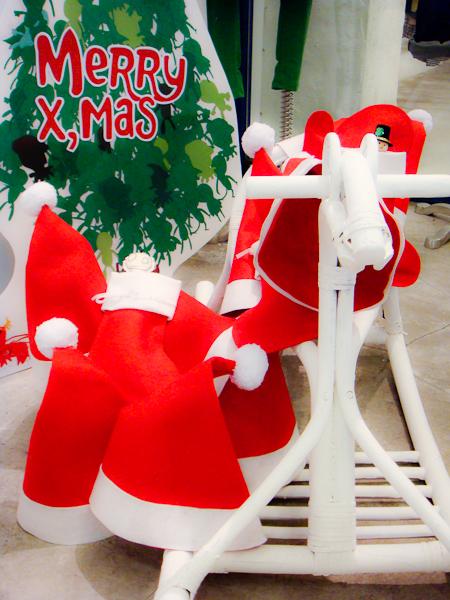 東區服飾店 聖誕節 christmas