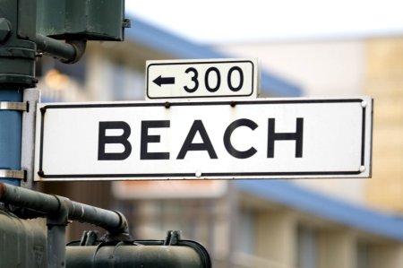 beach 海灘