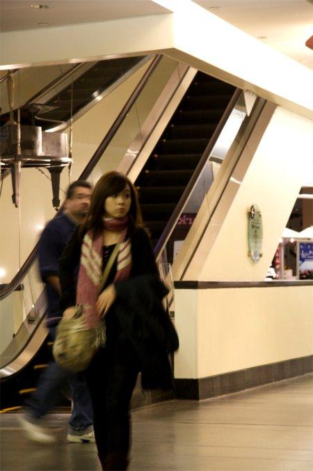 hollywood & highland shopping mall 購物中心