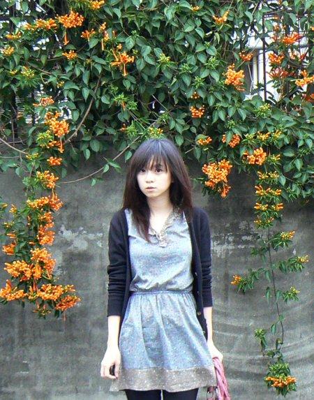 碎花洋裝 vintage inspired dress