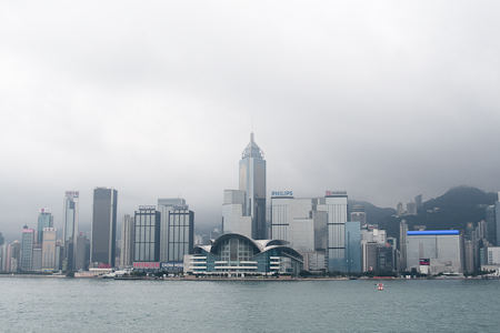 香港維多利亞港 Hong Kong Victoria Harbour