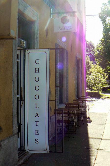 Chocolaterie de la Nouvelle France, Vancouver