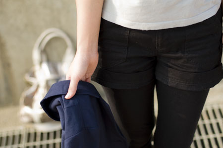 net shorts 短褲