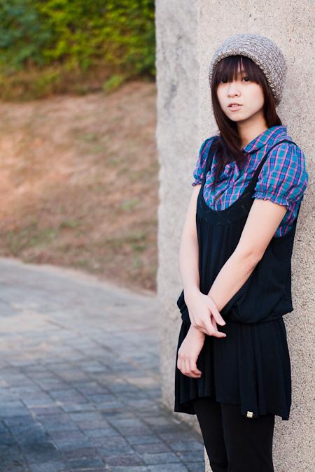 Insight tank dress