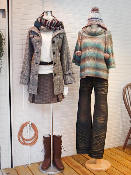 散步雜貨, 永康街, cloth & zakka