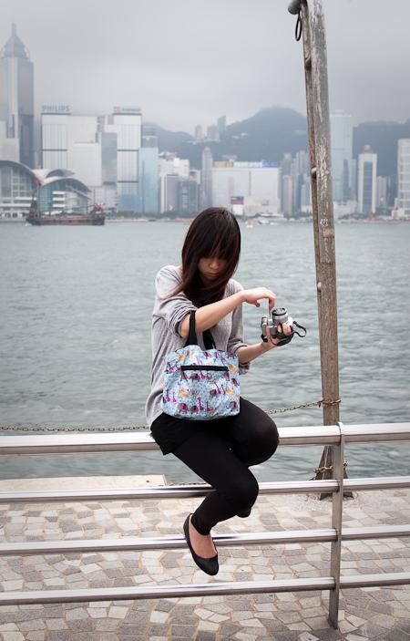 香港維多利亞港 Hong Kong Victoria Harbour