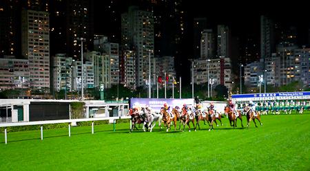 香港跑馬地賽馬 HKJC