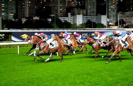 香港賽馬會 hong kong jockey club