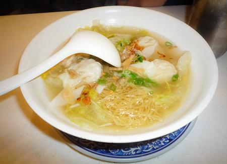 香港雲吞麵 wonton noodles hong kong