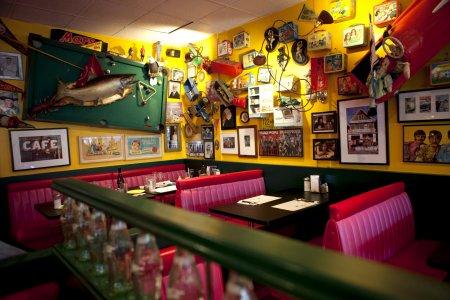 Sophie's Cosmic Cafe, Kitslano, Vancouver