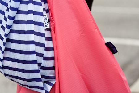 Baggu reusable bags 環保袋