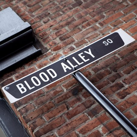 Blood Alley, Gastown, Vancouver