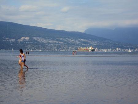 Jericho beach, Vancouver 傑里科海灘