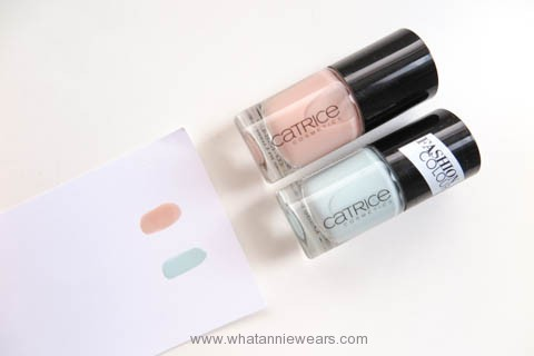 Catrice 歐洲開架彩妝戰利品指甲油試色分享 (2)